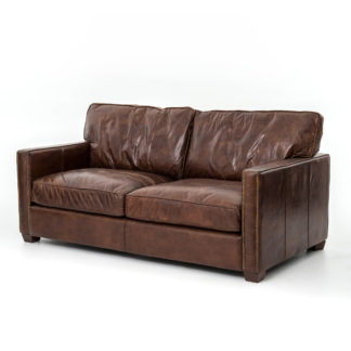 Larkin Leather Sofa 72""
