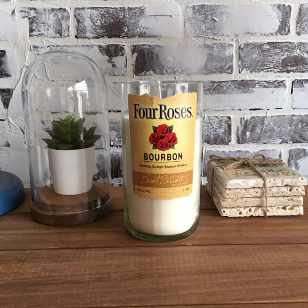 four roses yellow label candle