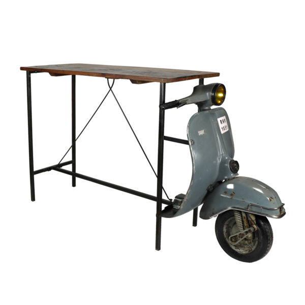 Scooter Front Bar Table