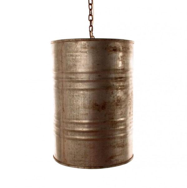 vintage drum pendant light