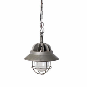 Reclaimed Mill Pendant Light