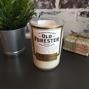 old forester candle