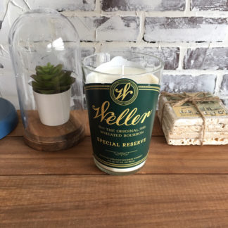 Weller Special Reserve bourbon candle