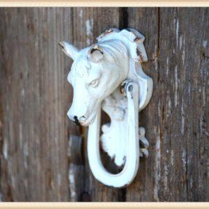 Vintage Horse Head Knobs