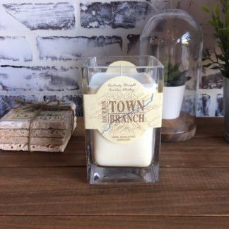 town branch bourbon candle