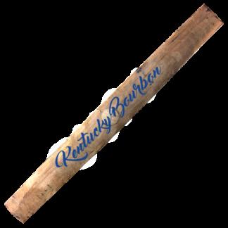 kentucky bourbon barrel stave blue
