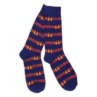 Bourbon Socks Navy