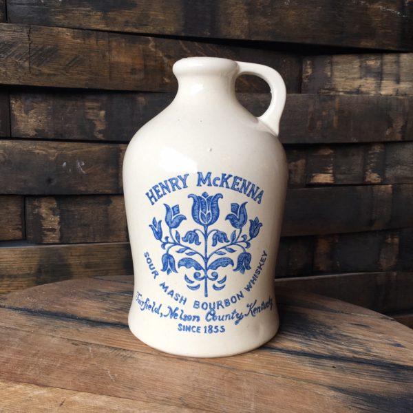 Vintage Henry McKenna Bourbon Whiskey Jug (1975)