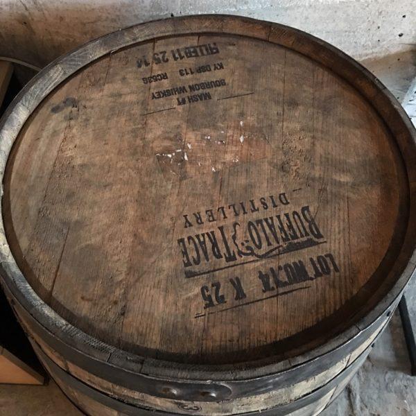 Unique Buffalo Trace Full Size Barrel #6800