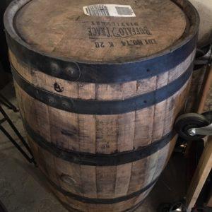 Unique Buffalo Trace Full Size Barrel #6804