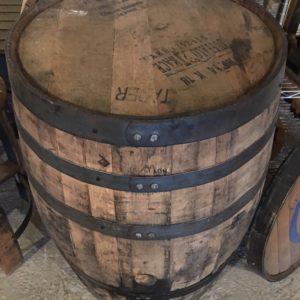 Unique Buffalo Trace Full Size Barrel #6806