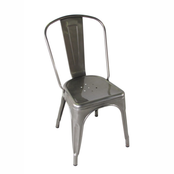 Bouchon Metal Side Chair (Gloss)
