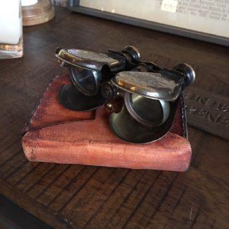 Vintage Style Brass Binoculars