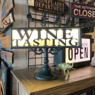 Wine Tasting Light
